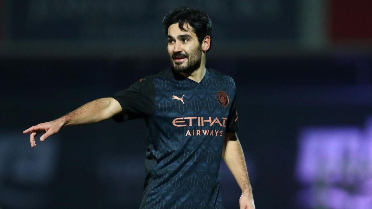 Ilkay Gündogan - Manchester City