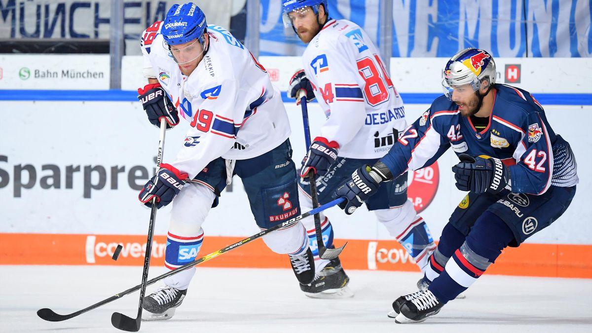 Mannheim führt nun 3:1 in der Best-of-seven-Serie