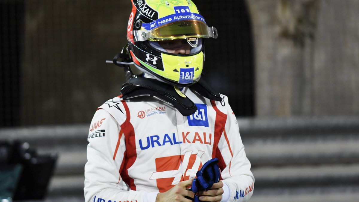 Mick Schumacher feierte in Bahrain sein F1-Debüt