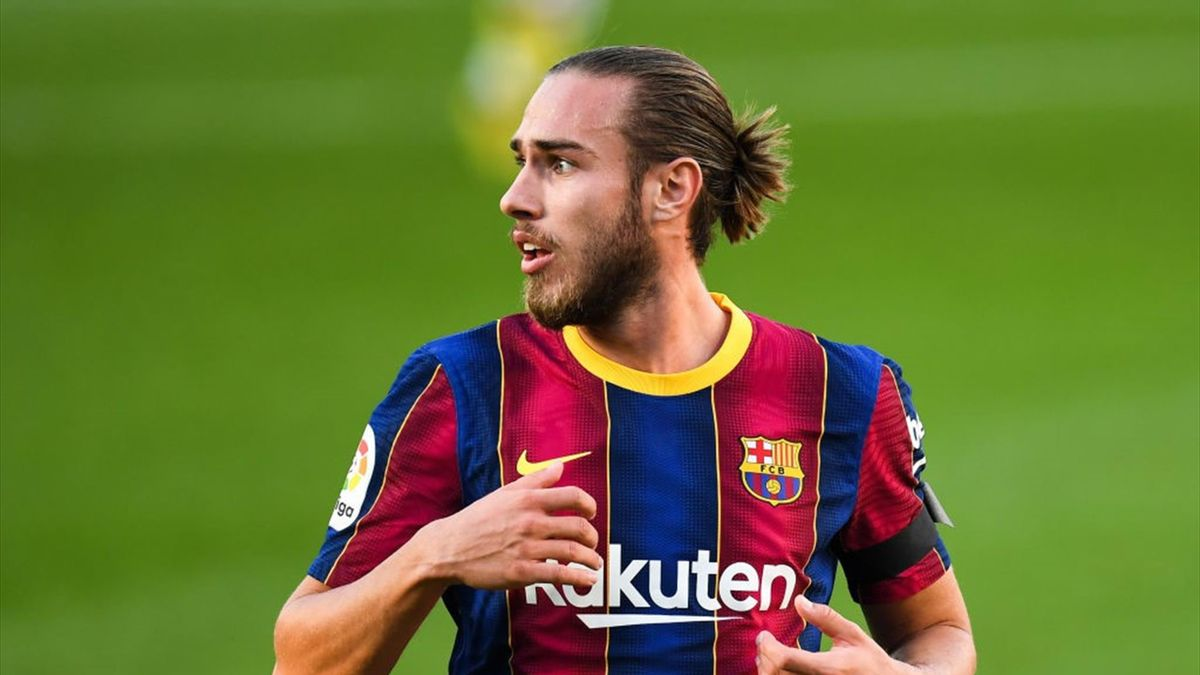 Óscar Mingueza FC Barcelona
