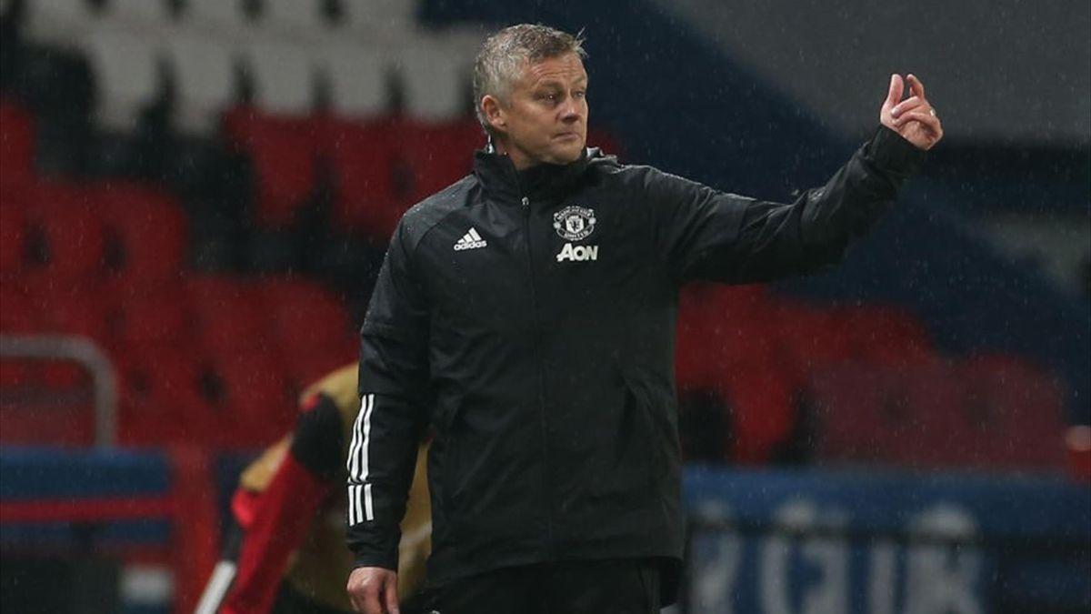Ole Gunnar Solskjaer, antrenorul lui Manchester United