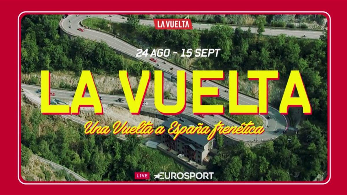 Promo La Vuelta
