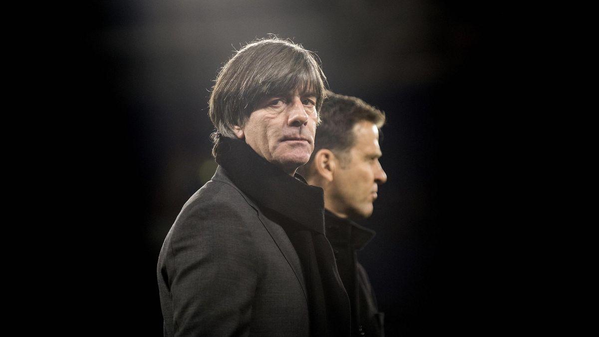 Seit 2006 Bundestrainer: Jogi Löw
