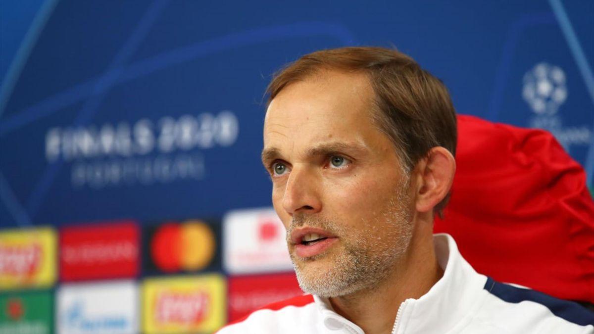 Thomas Tuchel, tehnicianul lui PSG