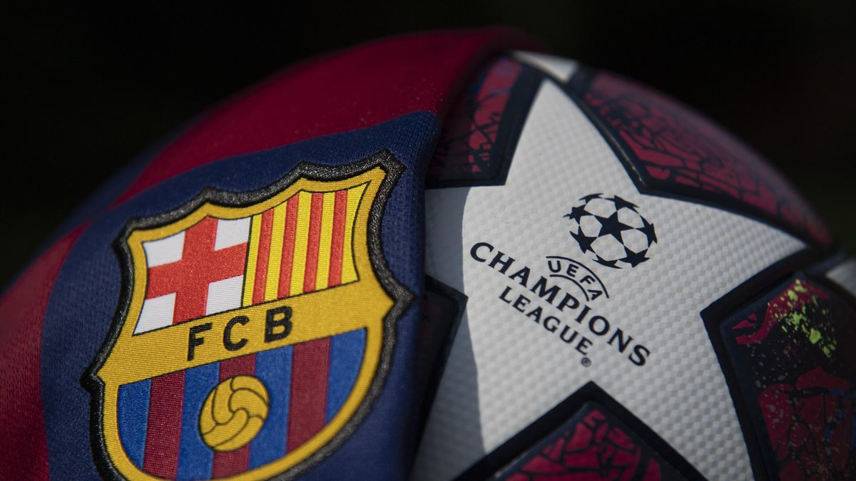 It could be good news for Barcelona, were they ever to slip out of the top four…
