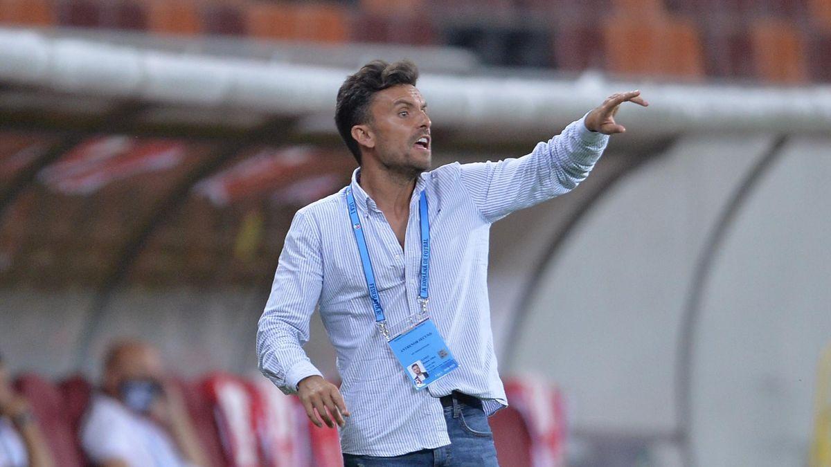 Ruben Albes a fost demis de la FC Hermannstadt