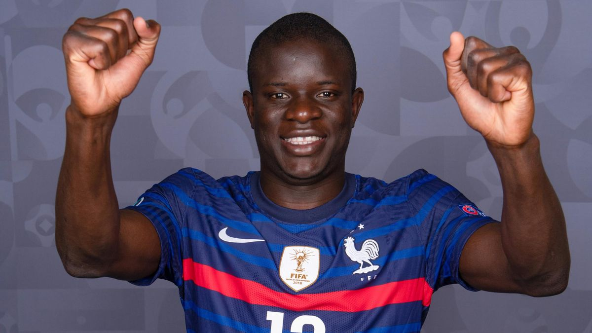 N'Golo Kante is among the favourites for the 2021 Ballon d'Or