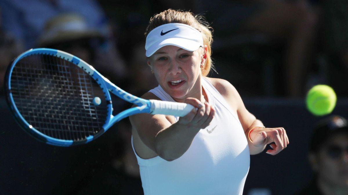 Amanda Anisimova | Tennis | ESP Player Feature