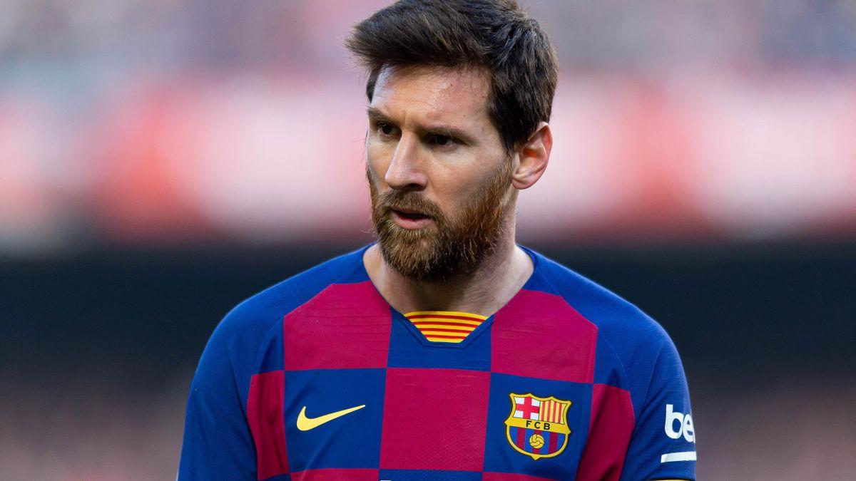 Lionel Messi, starul Barcelonei