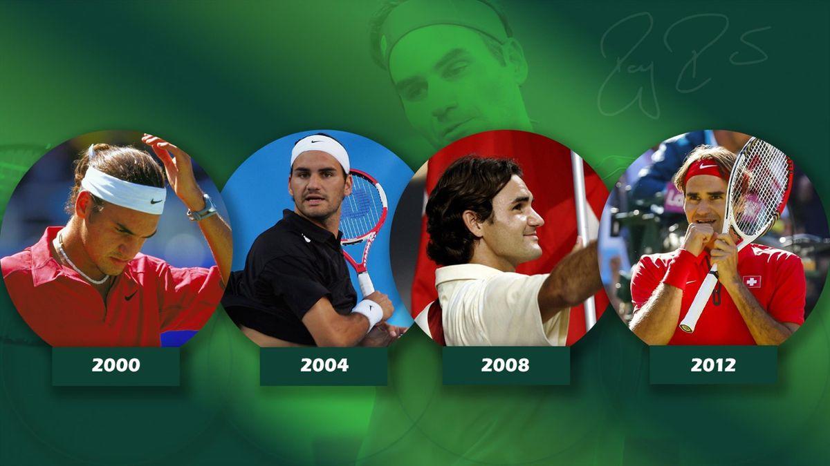 Roger Federer alle Olimpiadi