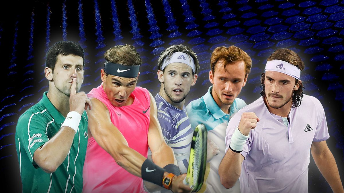 Nadal Tsitsipas Thiem Medveded Djokovic | Tennis | ESP Player Feature