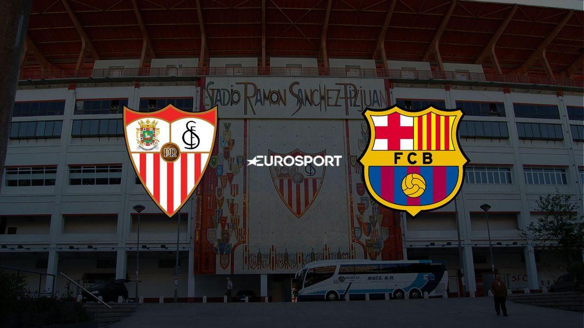 «Севилья» – «Барселона»