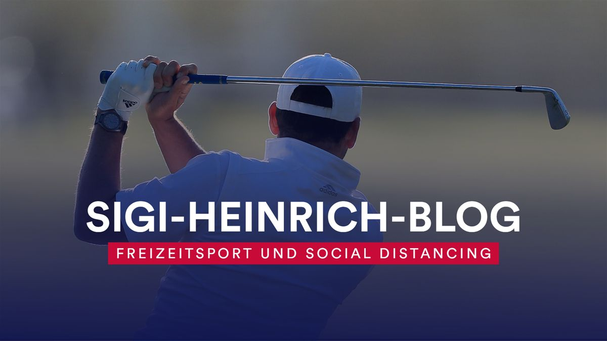 Sigi-Heinrich-Blog: Golf in der Coronakrise