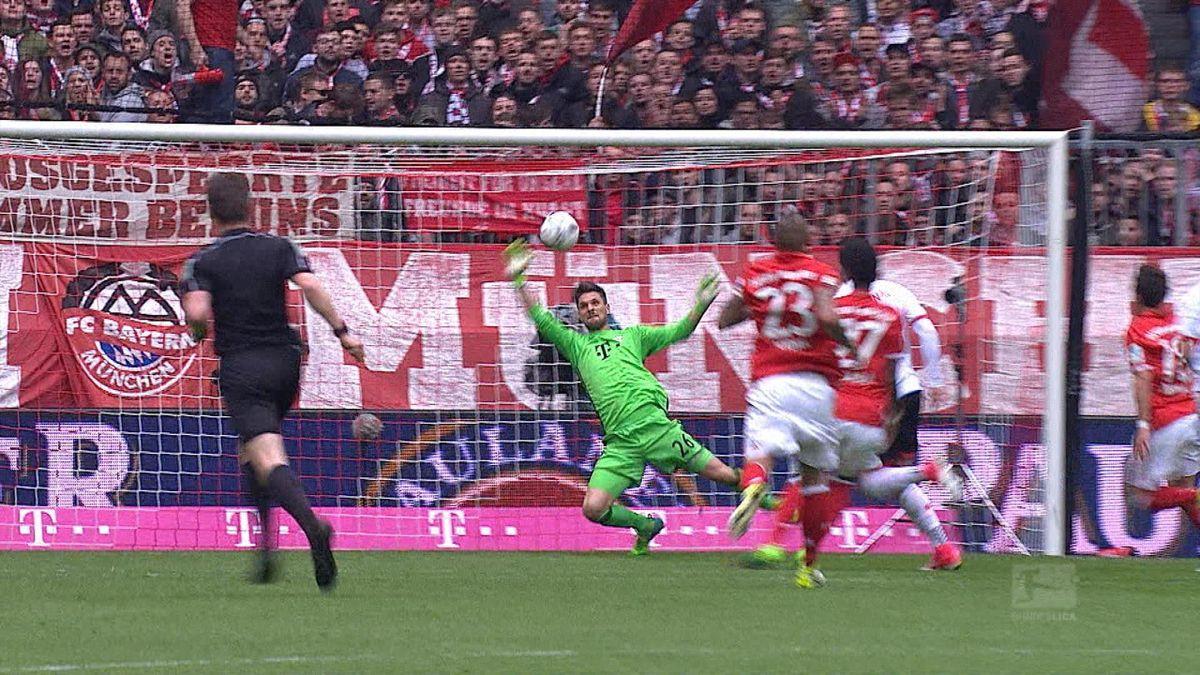 Bundesliga Top saves IT
