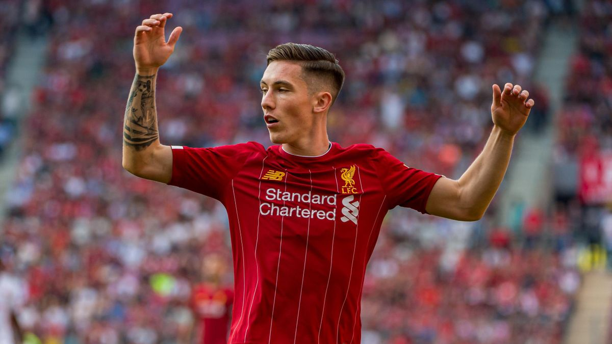 Harry Wilson could yet have an active role with Liverpool this season