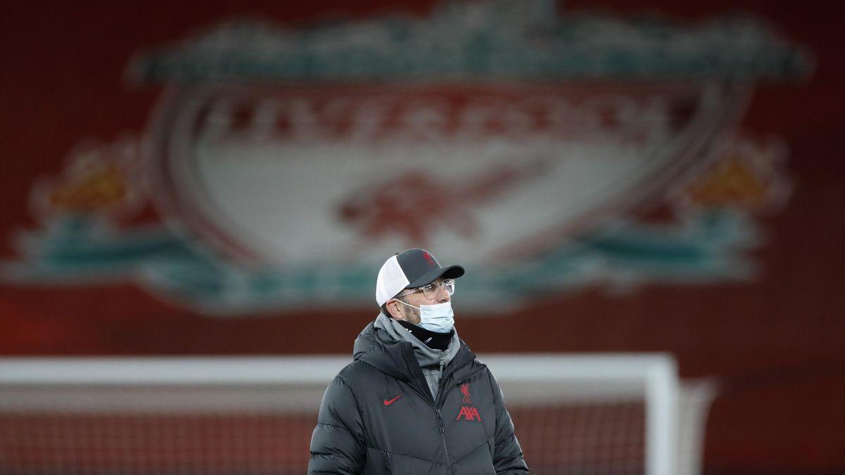 Jürgen Klopp, entraîneur de Liverpool