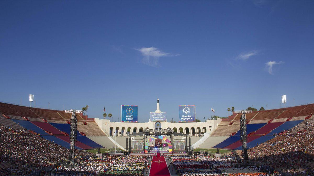 Los Angeles will die Olympischen Spiele nach 1932 und 1984 zum dritten Mal ausrichten