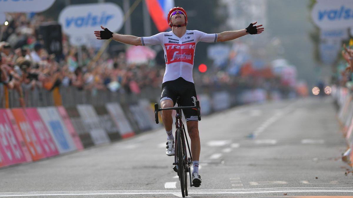 Bauke Mollema (Trek). Giro de Lombardía 2019