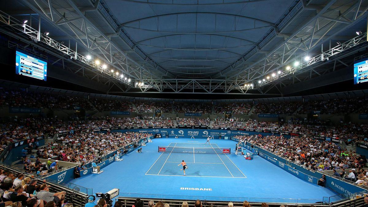 La Pat Rafter Arena de Brisbane