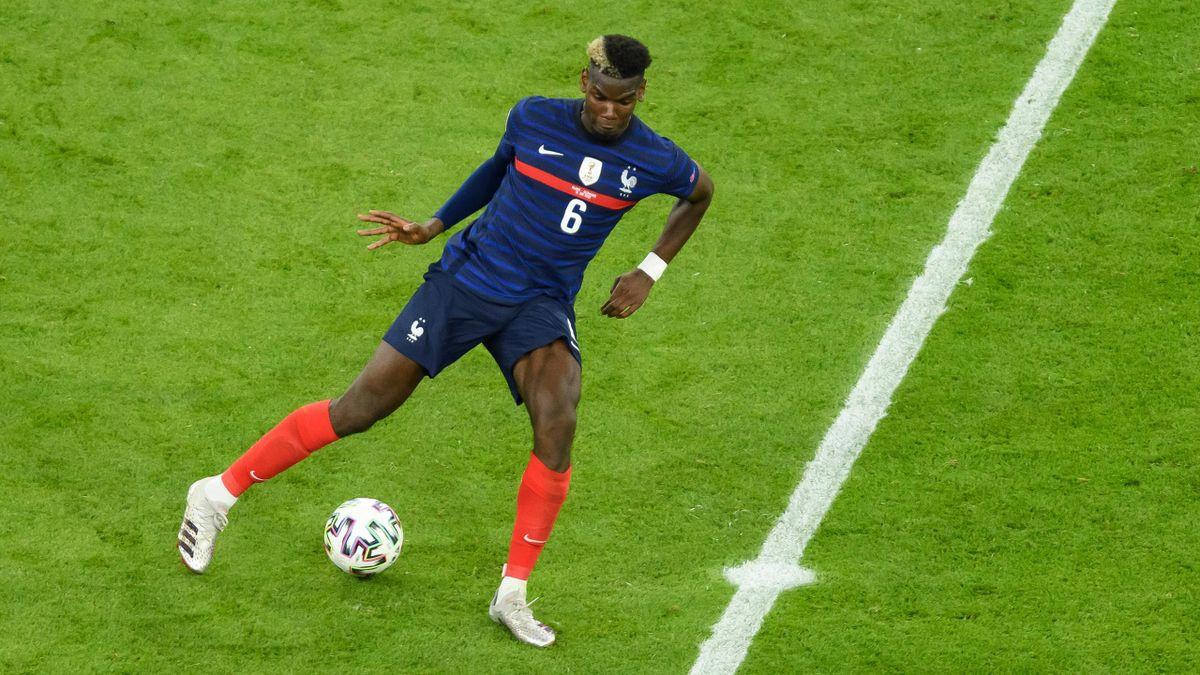 Paul Pogba glänzt gegen Deutschland beim EURO-Auftakt
