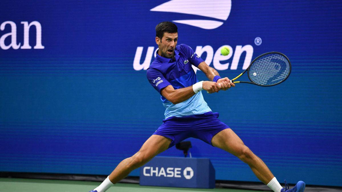 Novak Djokovic   Tennis   US Open 2021   ESP Player Feature