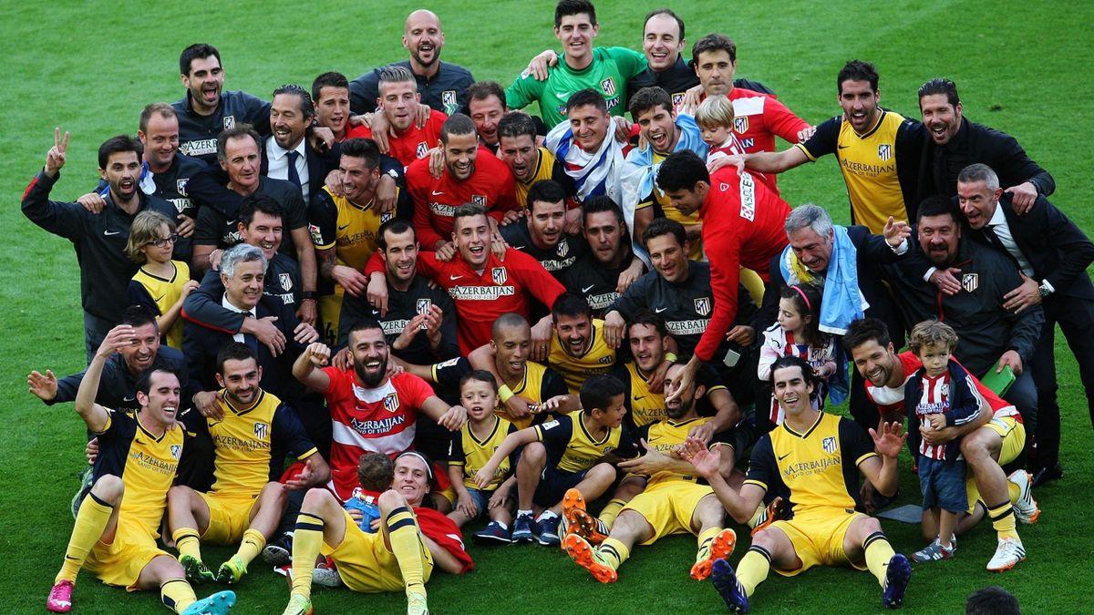 «Атлетико» – чемпион Испании