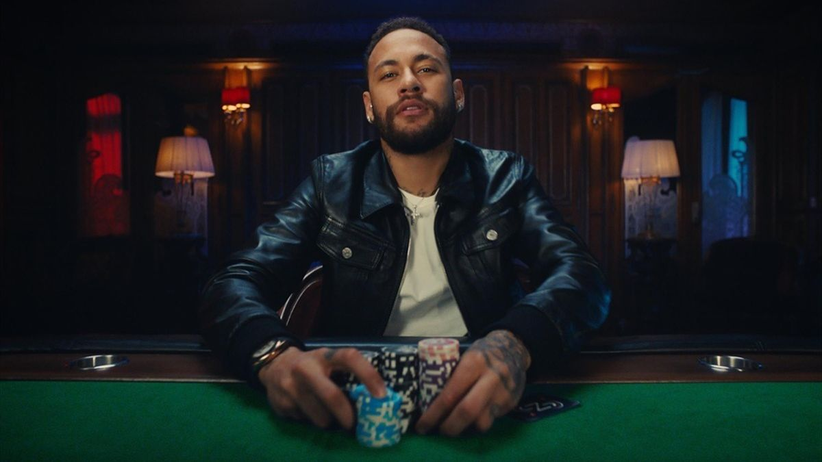 Neymar will nach seiner Karriere professioneller Pokerspieler werden