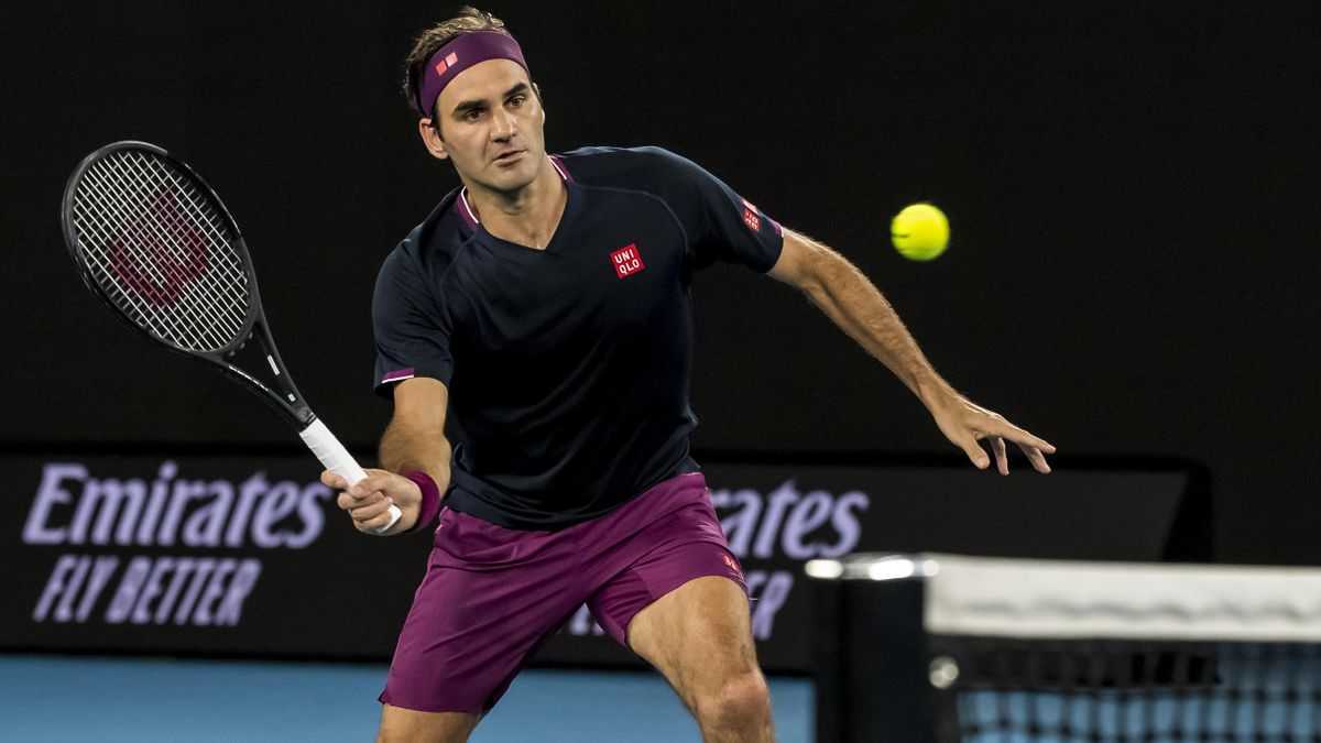 Australian Open | Roger Federer siegt im Schnelldurchgang - Eurosport
