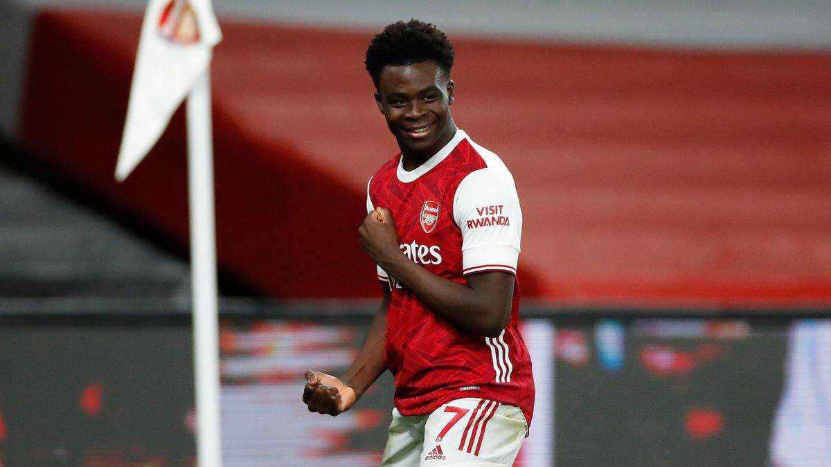 Bukayo Saka (Arsenal)