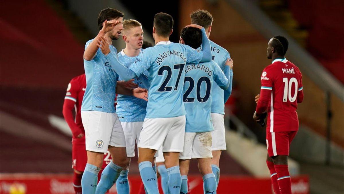 Liverpool-Manchester City - Premier League 2020-21