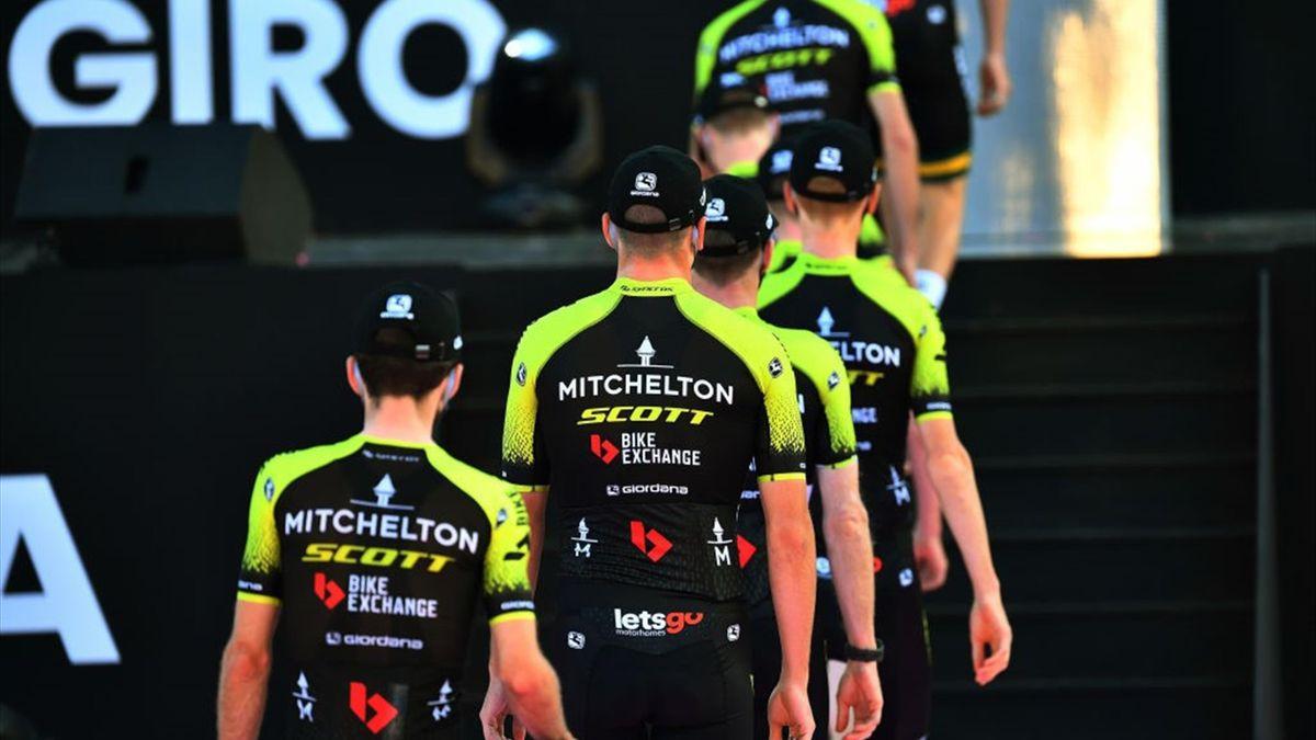 Team Mitchelton - Scott