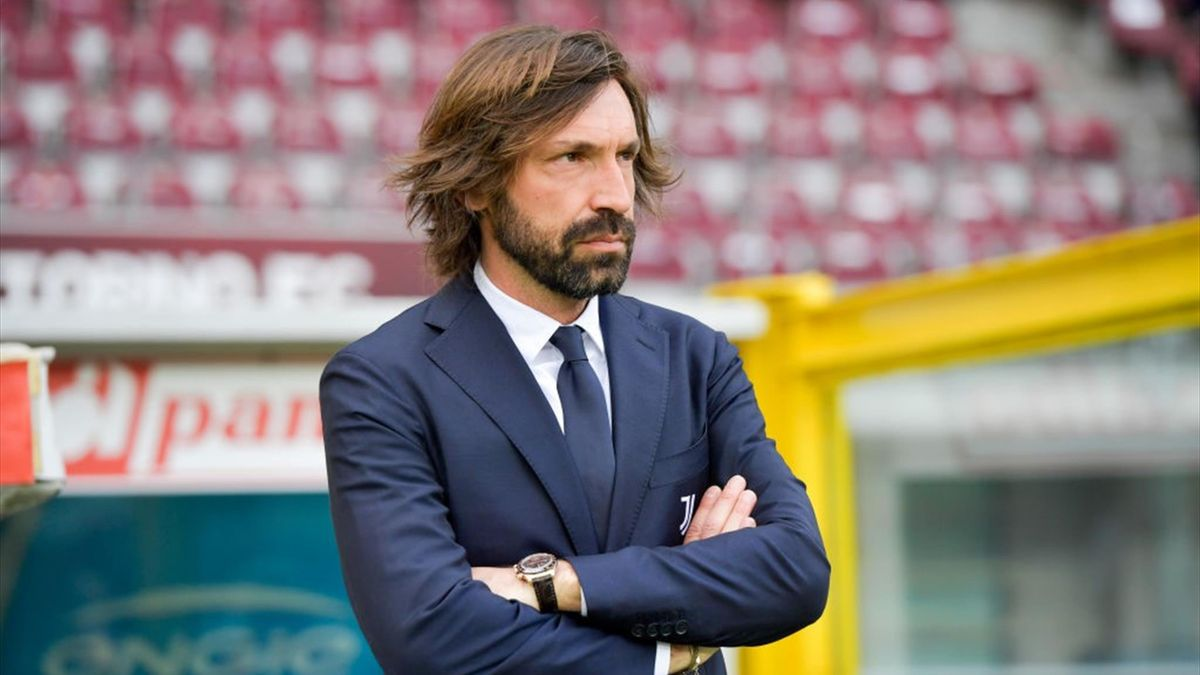 Andrea Pirlo - Torino-Juventus Serie A 2020-21