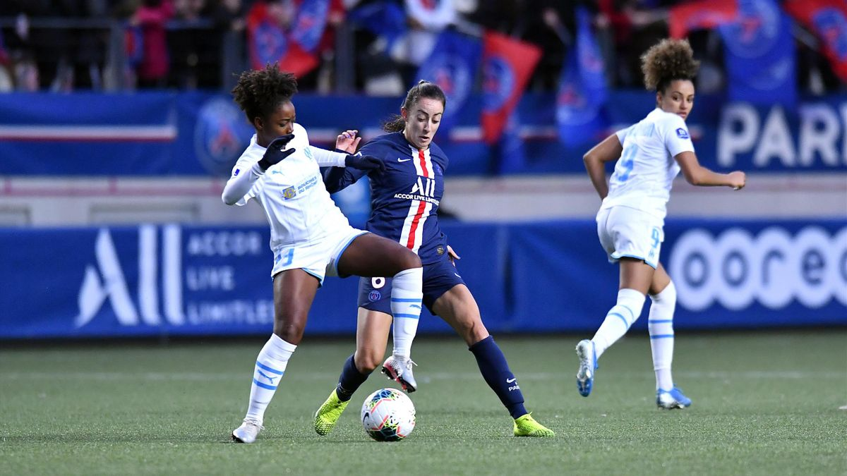 Luana, la joueuse brésilienne du PSG.