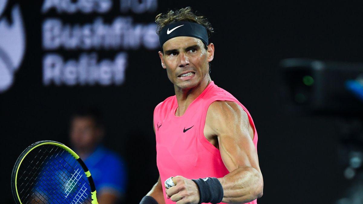 Rafael Nadal Dominic Thiem Hora Y Dónde Ver Open De Australia 2020 Eurosport