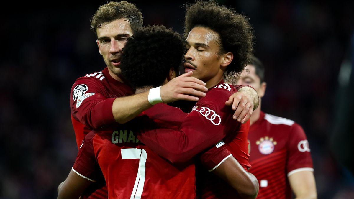 FC Bayern - Dynamo Kiew