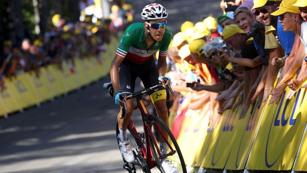 Fabio Aru - Tour de France 2017, stage 5 (La Planche des Belles Filles) - Getty Images