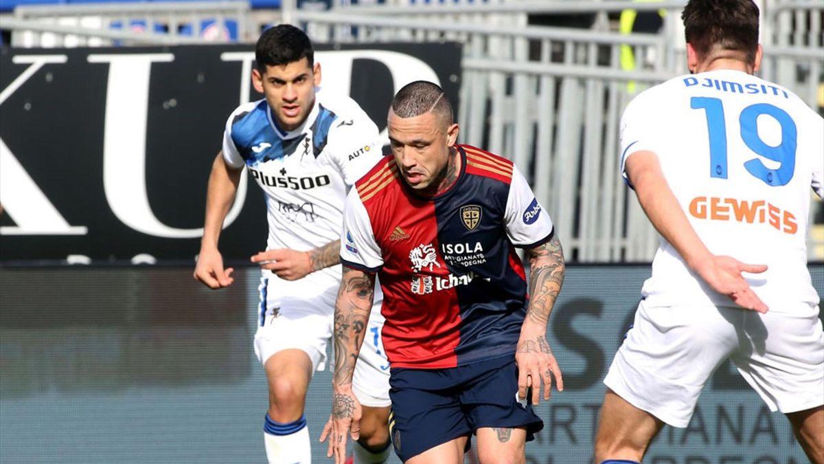 Radja Nainggolan - Cagliari-Atalanta Serie A 2020-21