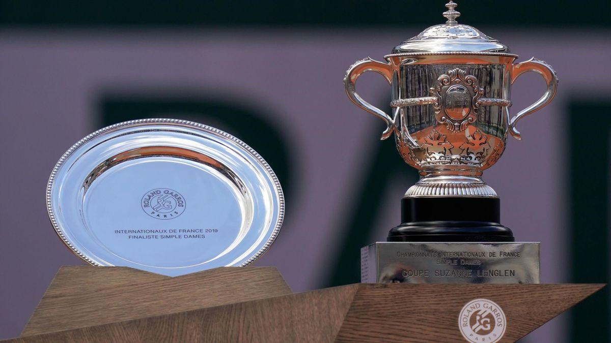 Trofeele Roland Garros simplu feminin