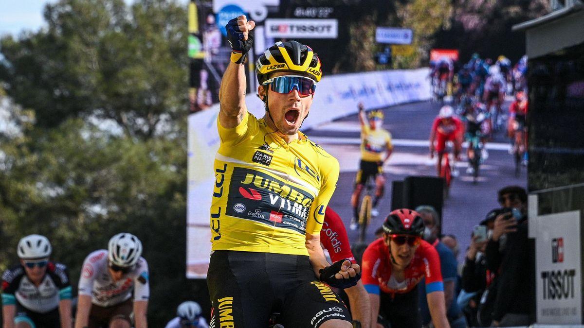 París-Niza (6ª etapa): Otra victoria de número uno de Roglic