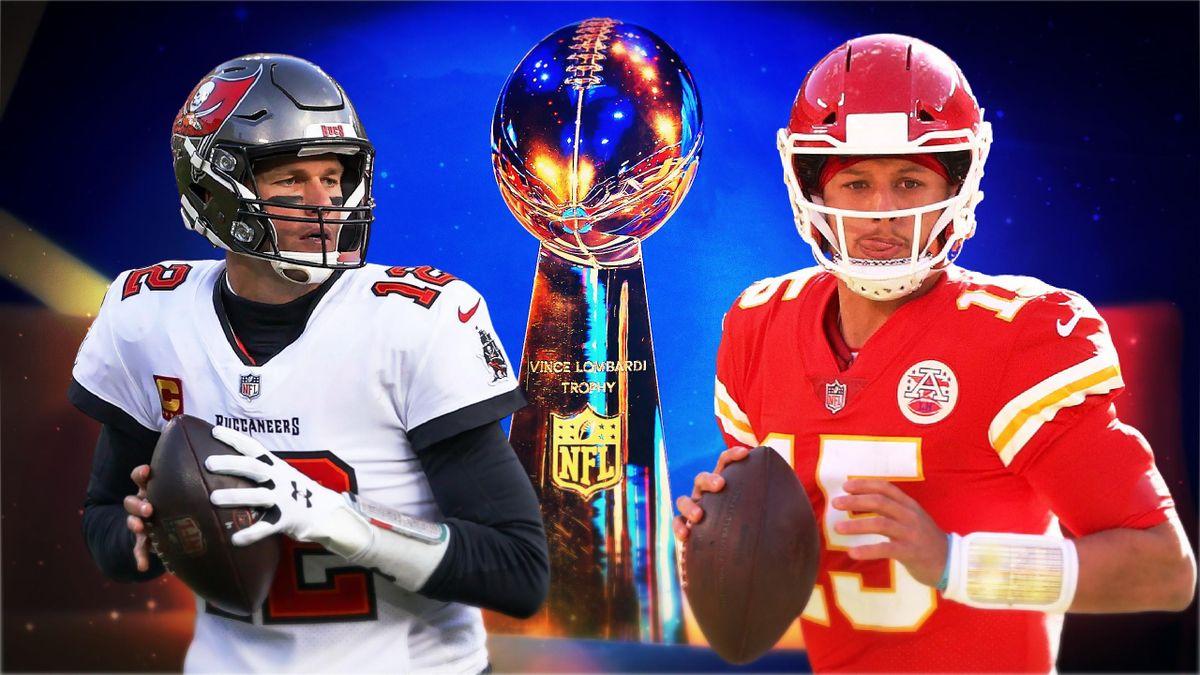 Brady - Mahomes, affiche de rêve pour le Super Bowl LV