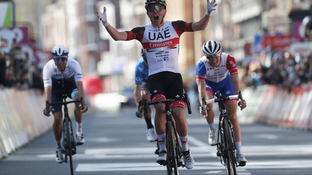 Tadej Pogacar wint Luik-Bastenaken-Luik