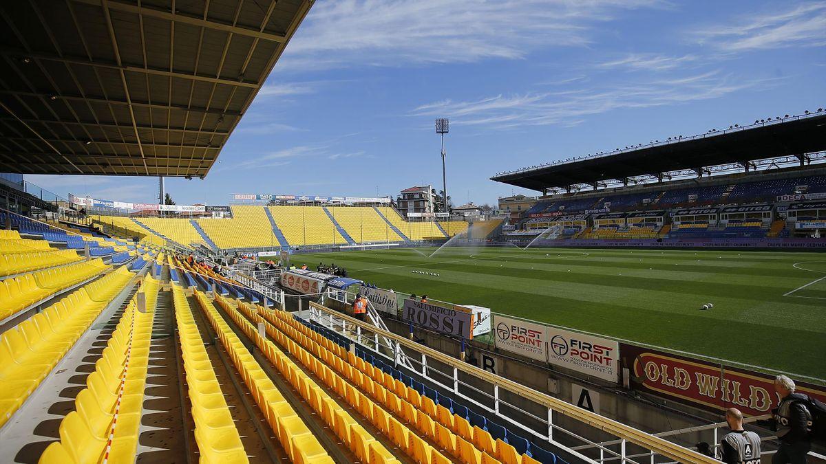 Parma-SPAL, stop al campionato