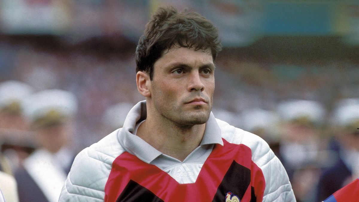 Bruno Martini en 1992