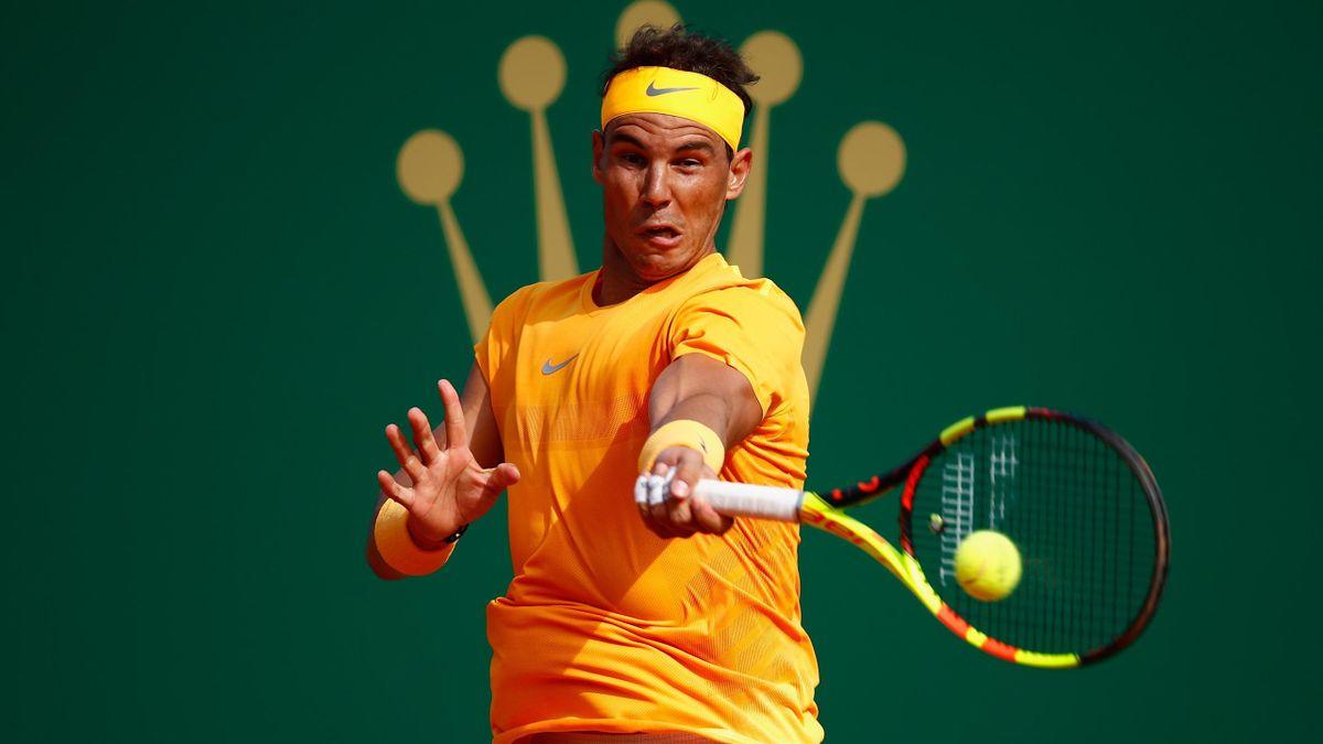 Rafael Nadal à Monte-Carlo
