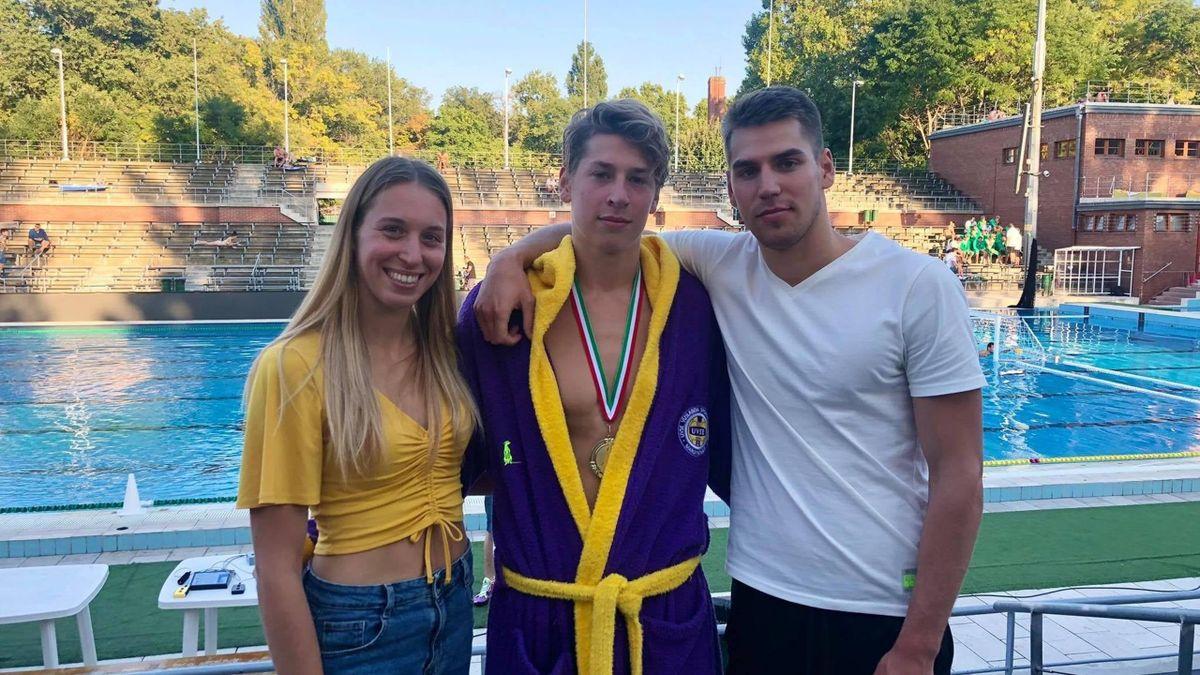 Ekler Luca, Ekler Zsombor és Ekler Bendegúz