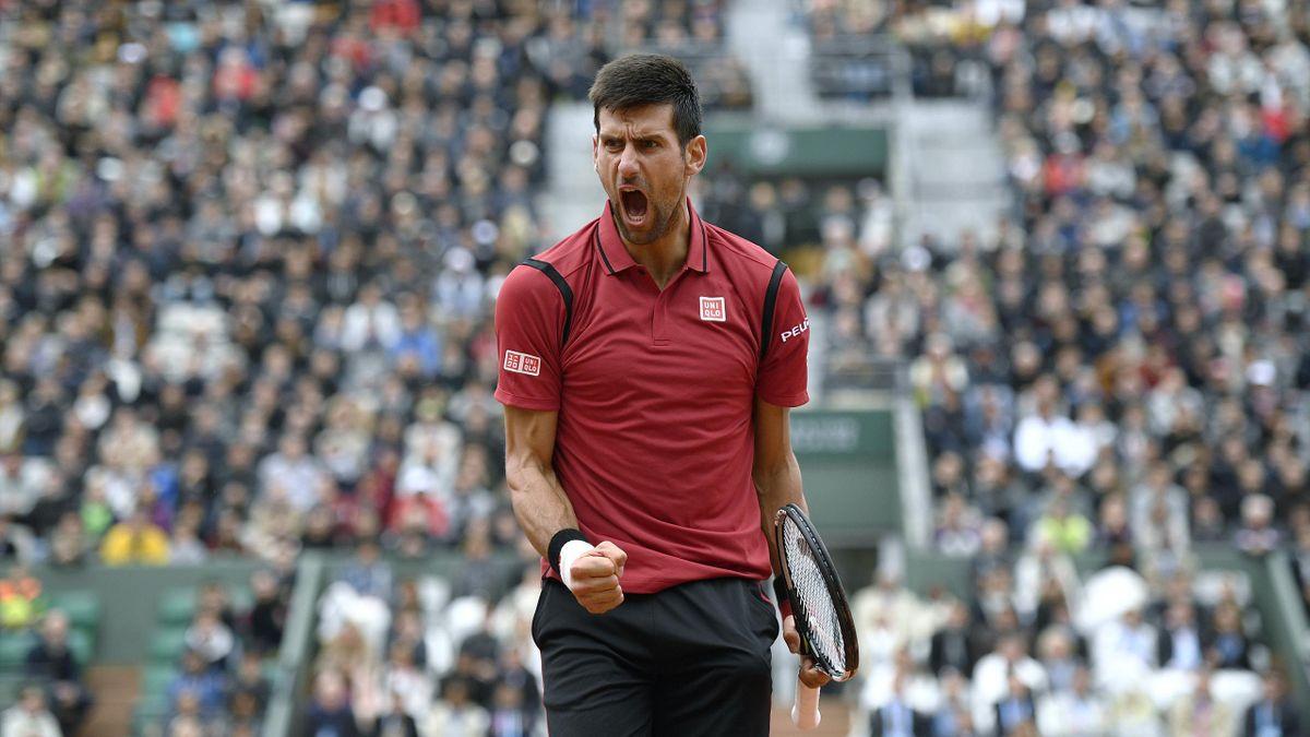 Novak Djokovic s'est qualifié pour la finale de Roland-Garros 2016