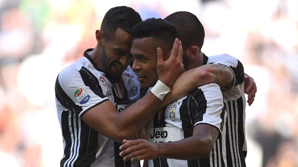 Alex Sandro, Juventus