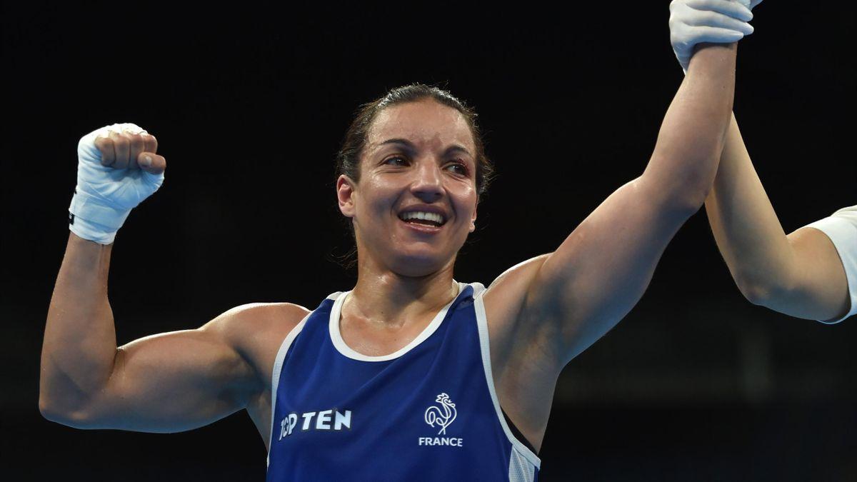 Sarah Ourahmoune - Boxe - JO Rio 2016