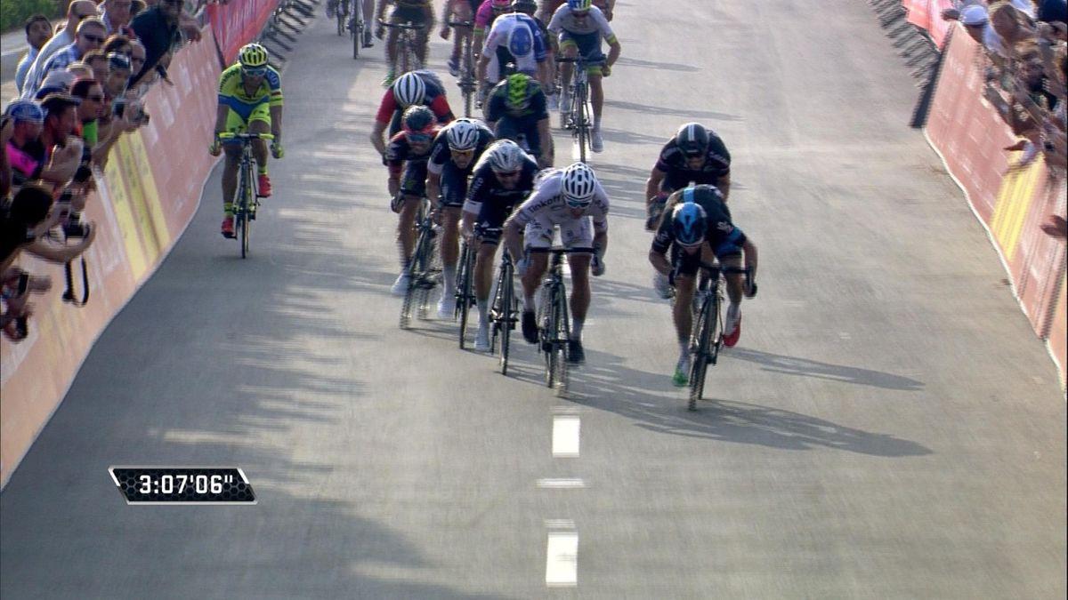 Cycling - Tour of Abu Dhabi: stage 2