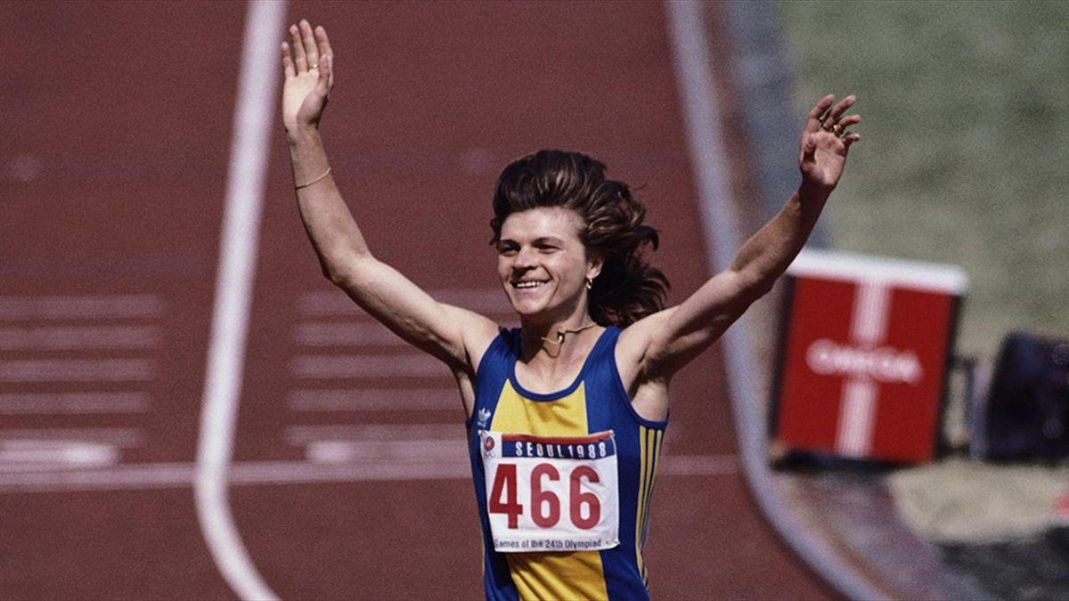 Paula Ivan, una dintre cele mai mari atlete ale României din toate timpurile